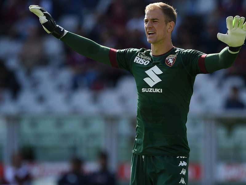 'Some people think I'm useless' - Hart admits he had to leave Man City