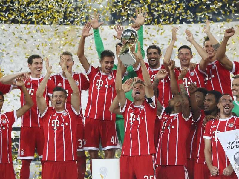 DLF-Supercup: Dortmund 2 Bayern Munich 2 (4-5 pens)   Goal.com