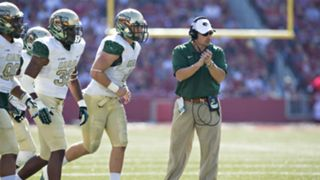 UAB coach Bill Clark