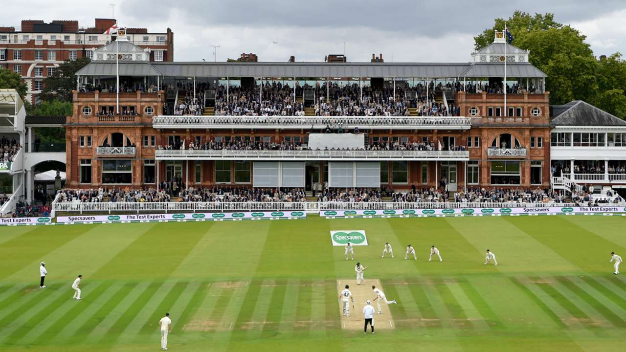 Lord's cricket ground - cropped