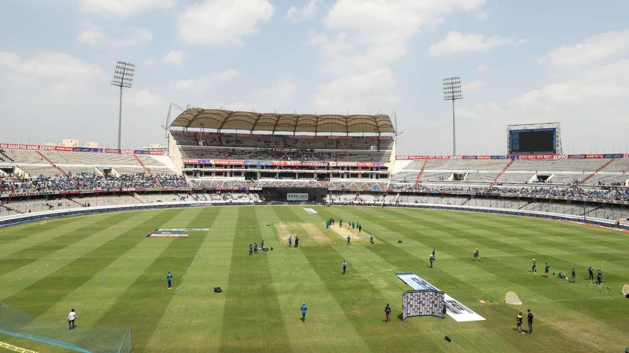 Rajiv Gandhi International Cricket Stadium - cropped