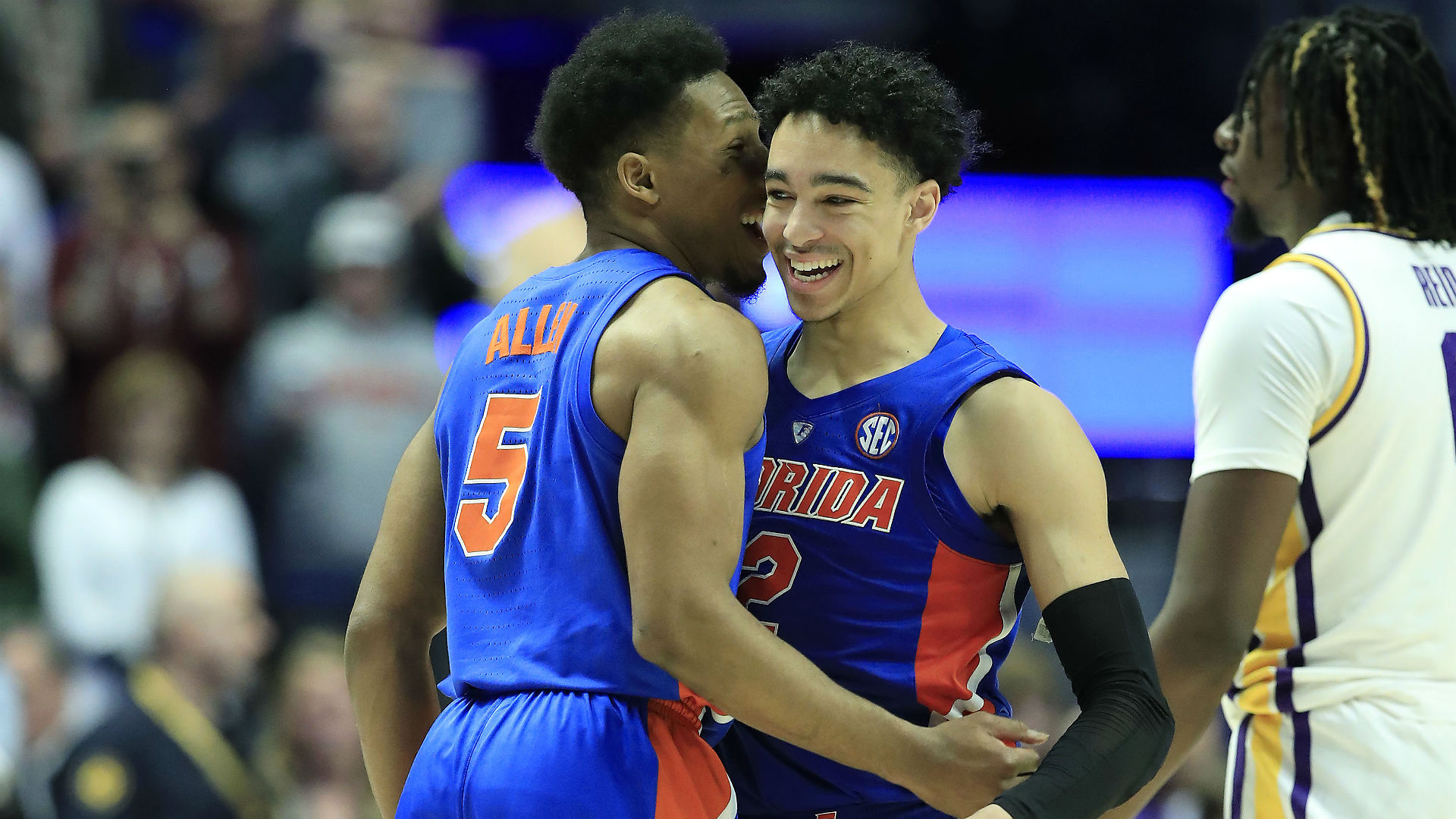 March Madness 2019 3 Takeaways From Duke S Win Over: 3 Takeaways From Florida's SEC Tournament Upset Of LSU