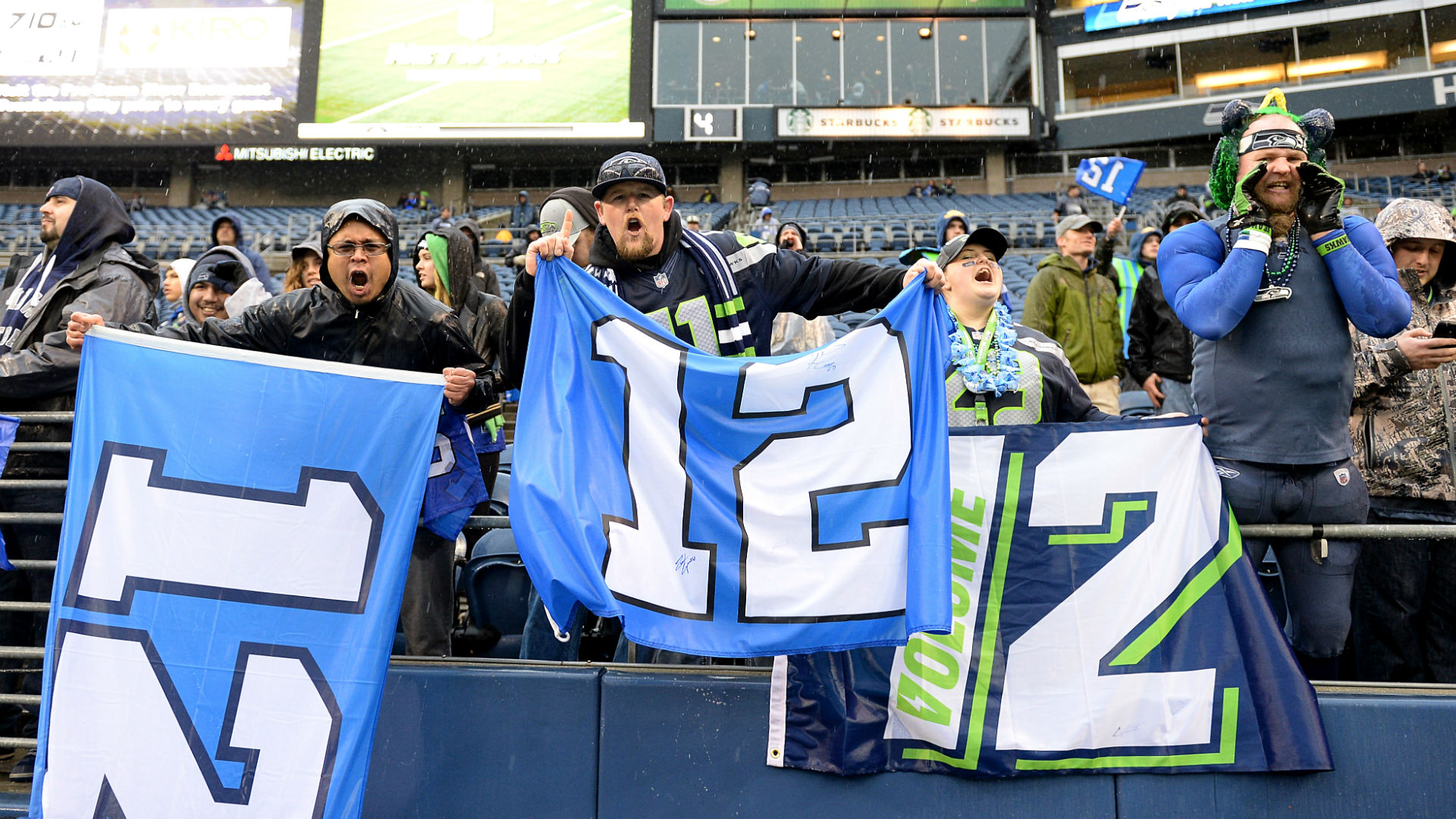 Seattle Seahawks Centurylink Field Drops 12th Man Designation