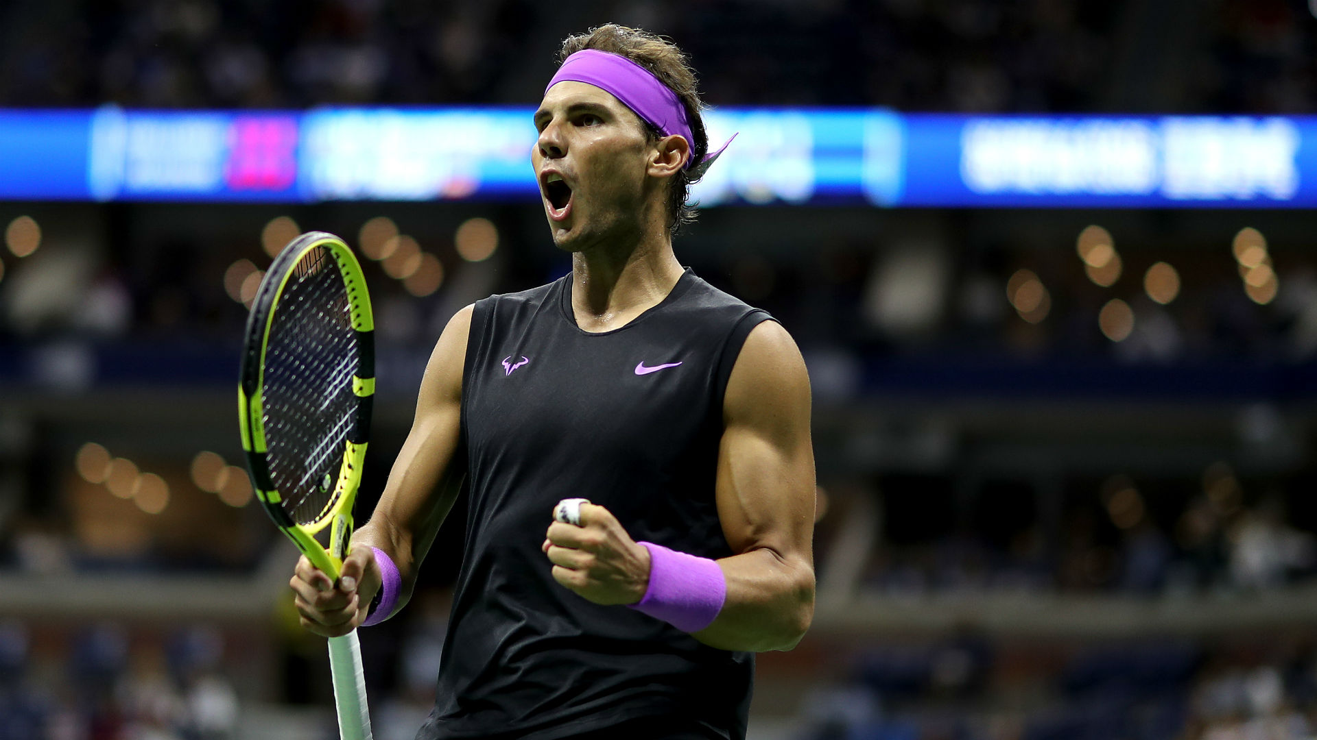 U S Open 2019 Rafael Nadal Not Motivated By Maintaining Big Four Streak Sporting News
