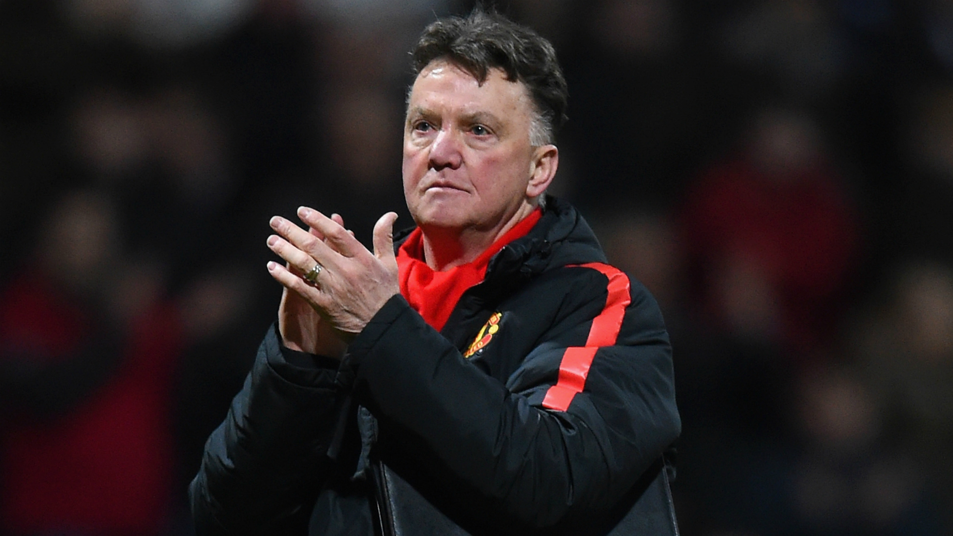 Van Gaal: United Fans Are The Best I've Dealt With
