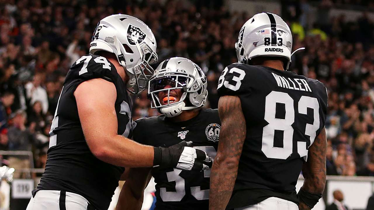 Oakland Raiders - cropped