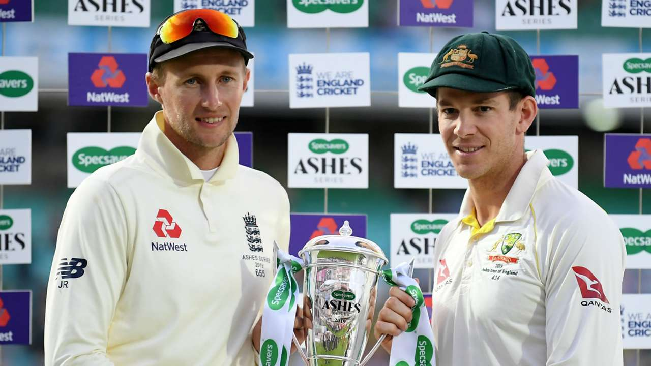 Joe Root and Tim Paine - cropped