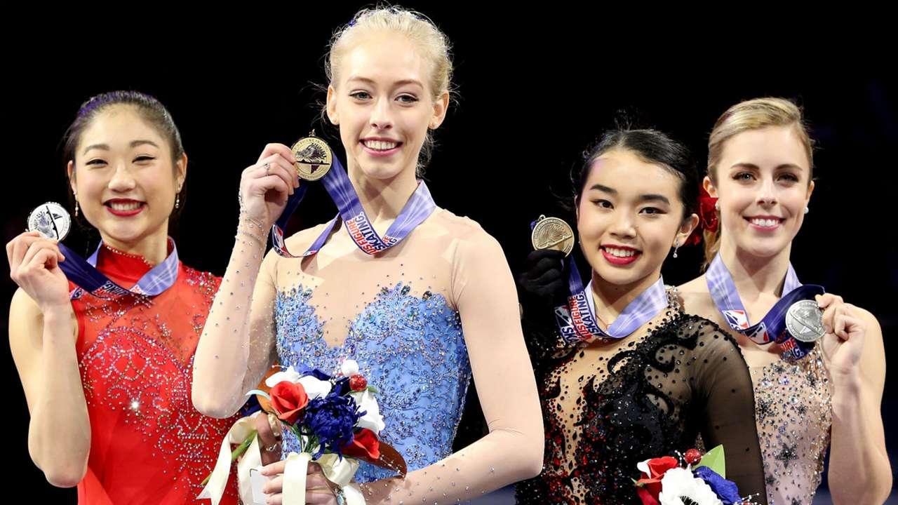 Bradie-Tennell-Mirai-Nagasu-Karen Chen-010618-usnews-getty-ftr