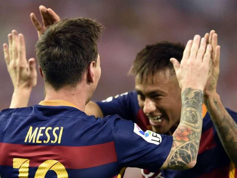 Luis Enrique: Messi is our leader, not Neymar