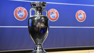 European Championship trophy - Cropped