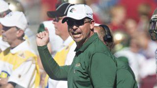 UAB coach Bill Clark