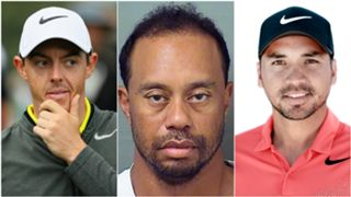Rory McIlroy Tiger Woods Jason Day - cropped