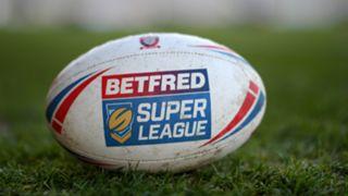 Super League ball - cropped