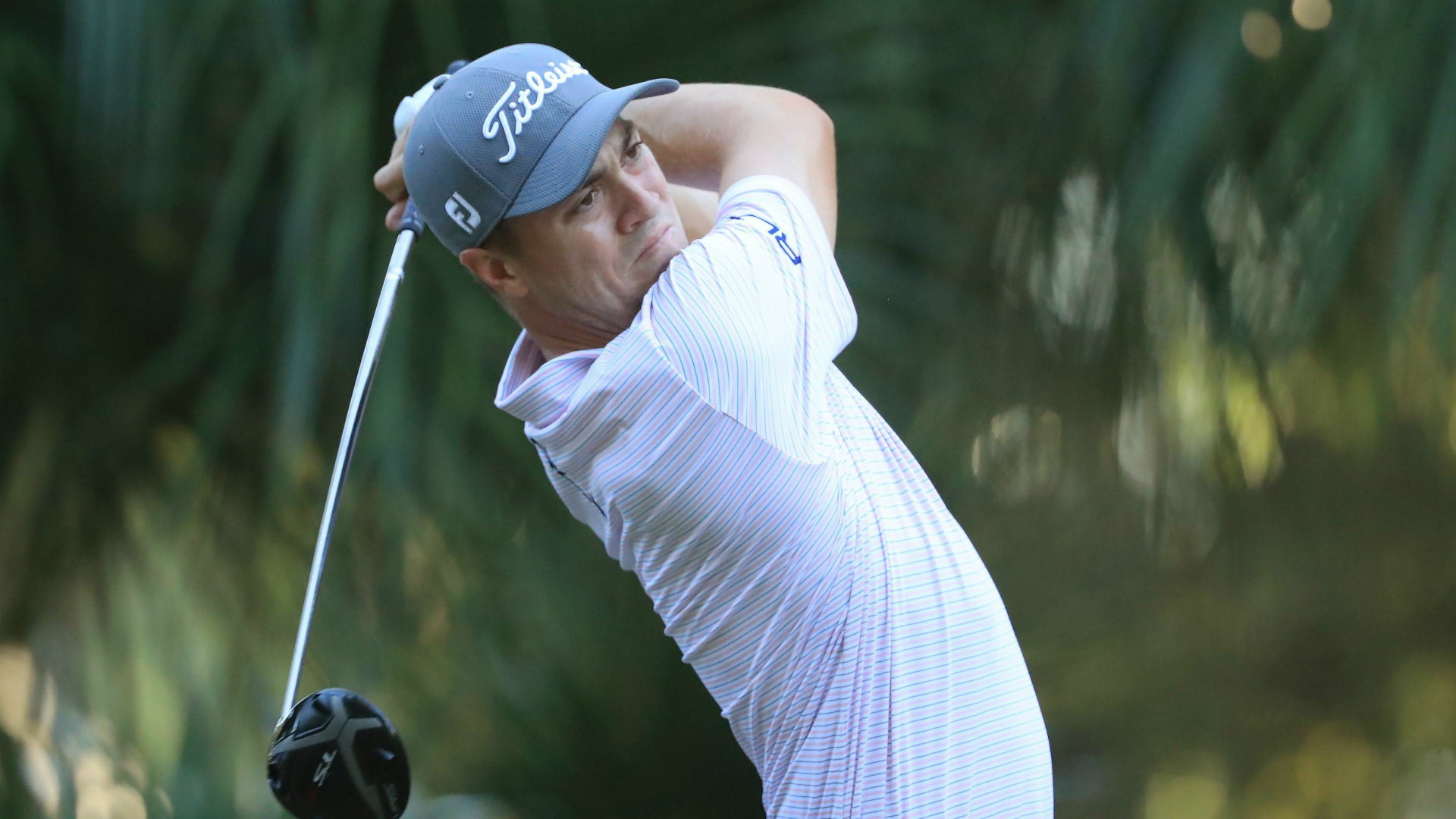 Nick Watney's contacts test negative; Justin Thomas calls Hilton Head an 'absolute zoo'