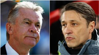 Ottmar Hitfzeld and Niko Kovac