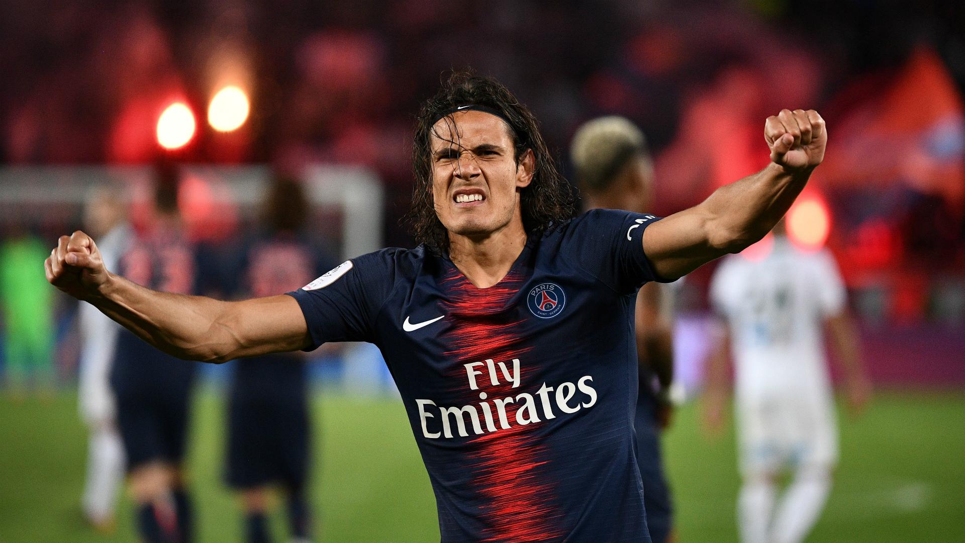 PSG v Saint-Étienne Match Report, 9/14/18, Ligue 1