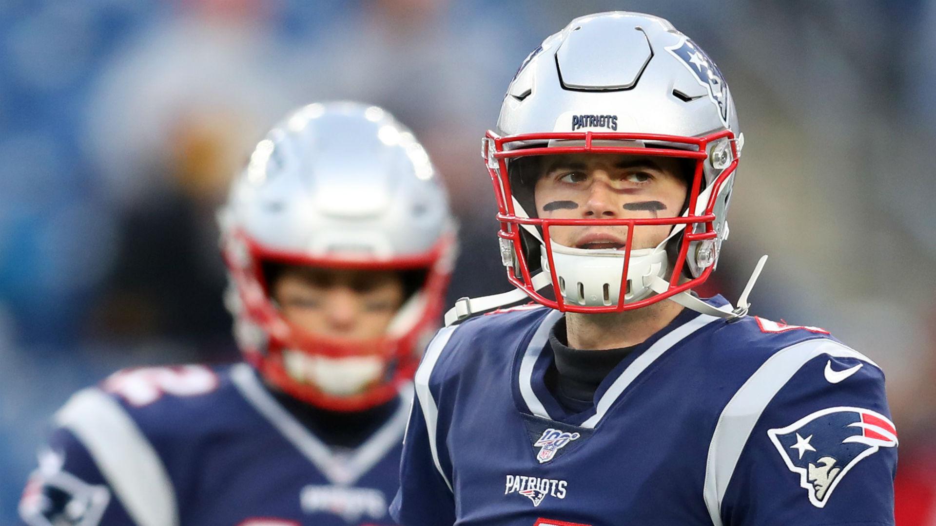 Jarrett Stidham puede manejar la presión de tener éxito a Tom Brady, dice uno de sus ex entrenadores. 40