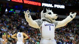 UConn Huskies mascot