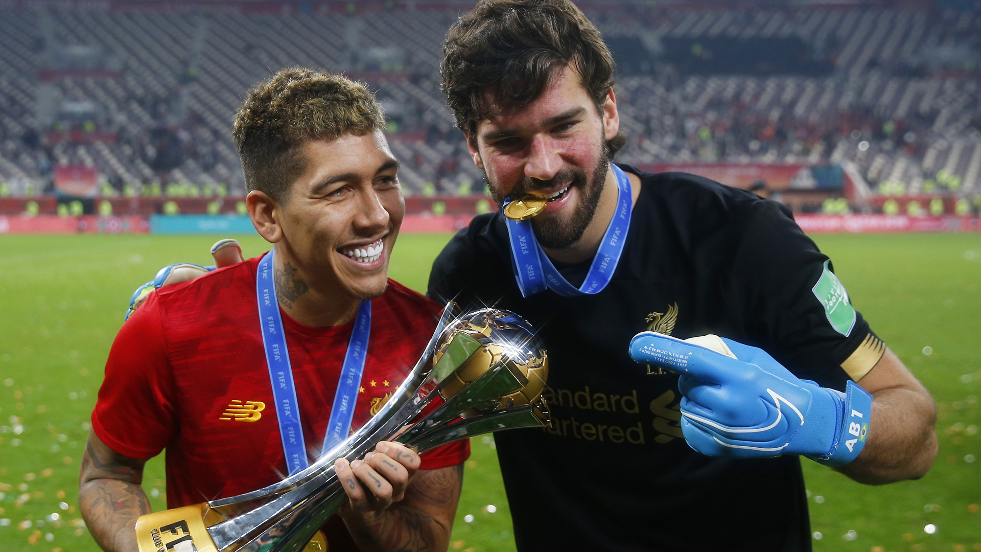 Premier League Rules Won't Allow Liverpool to Wear FIFA World Champions Badges