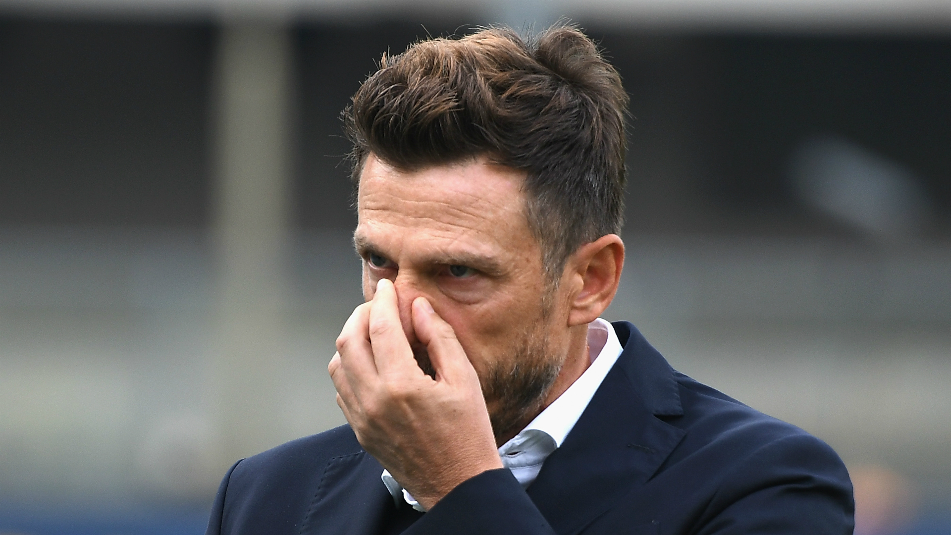 Serie A news: Sampdoria sack Eusebio Di Francesco after seven ...