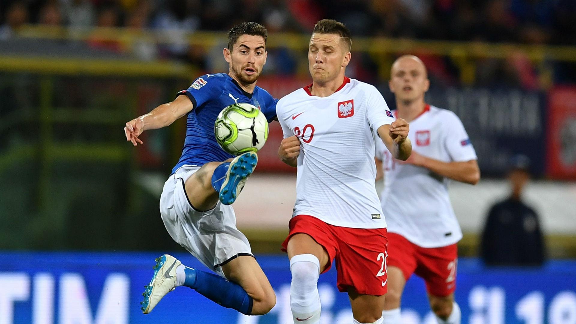 Italy v Poland Match Report, 07/09/2018, UEFA Nations League   Goal.com