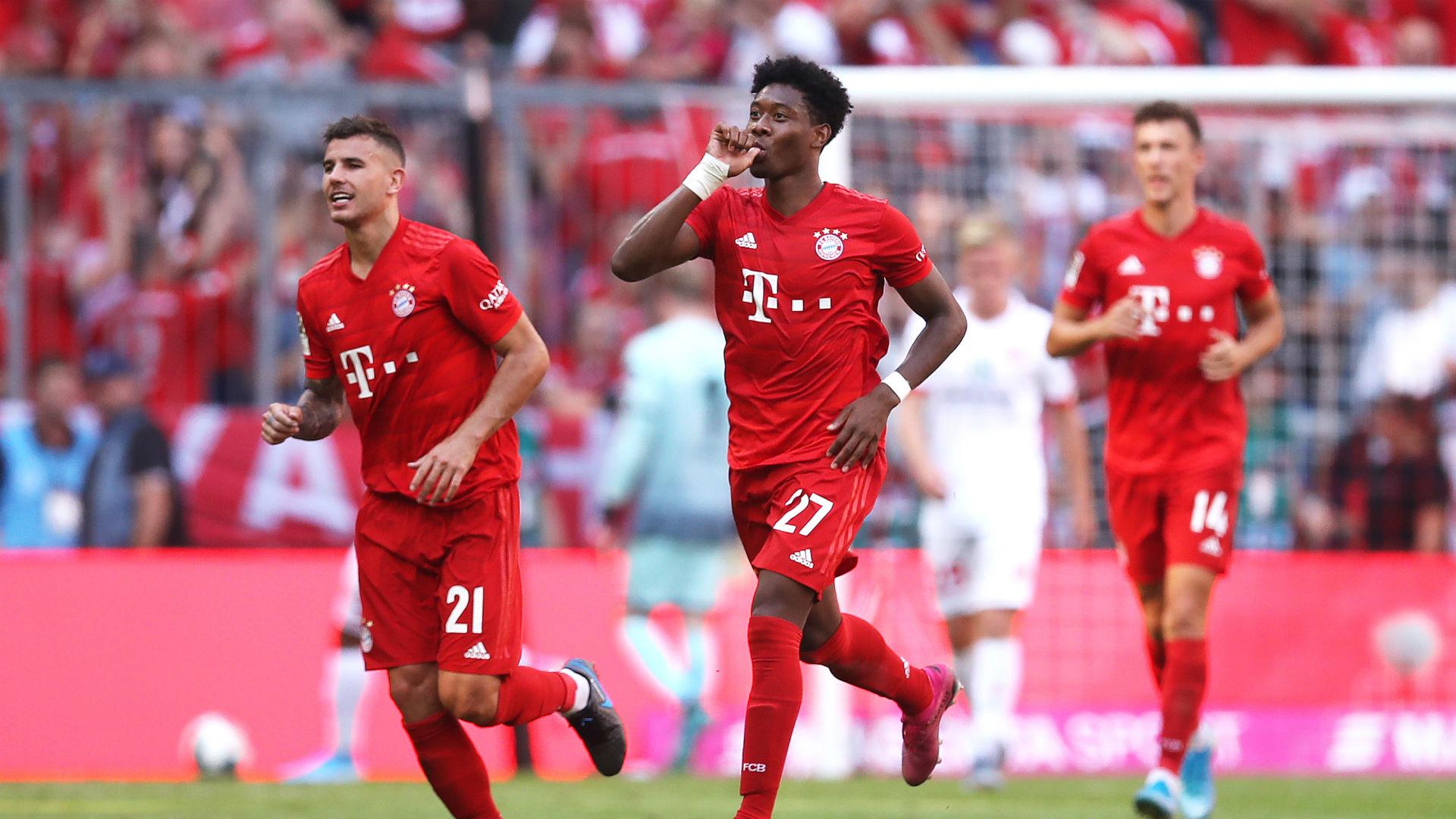 Bayern München v Mainz 05 Match Report, 31/08/2019, Bundesliga | Goal.com