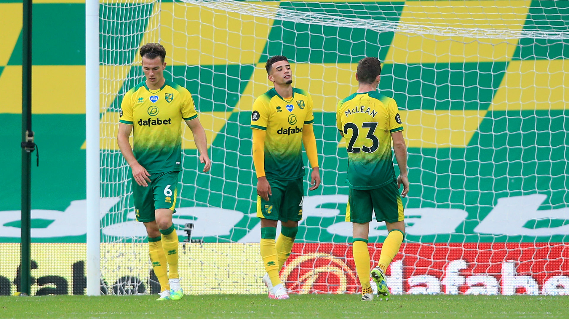Norwich City vs. Burnley - Football Match Report