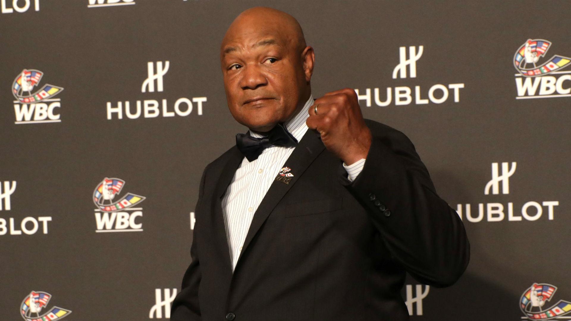 Mike Tyson comeback vs. Roy Jones Jr. 'a beautiful thing' despite risks, says George Foreman 1