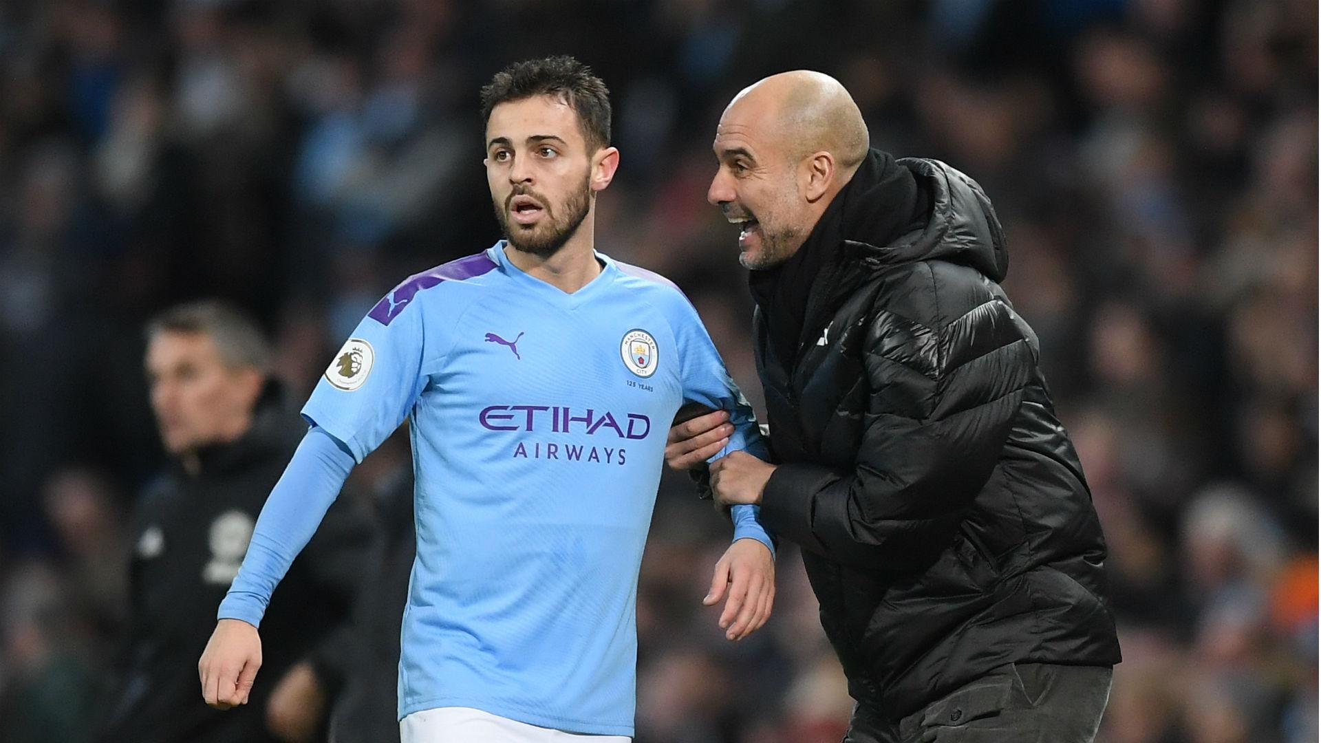 Bernardo Silva's bad Man City form may be my fault, admits ...