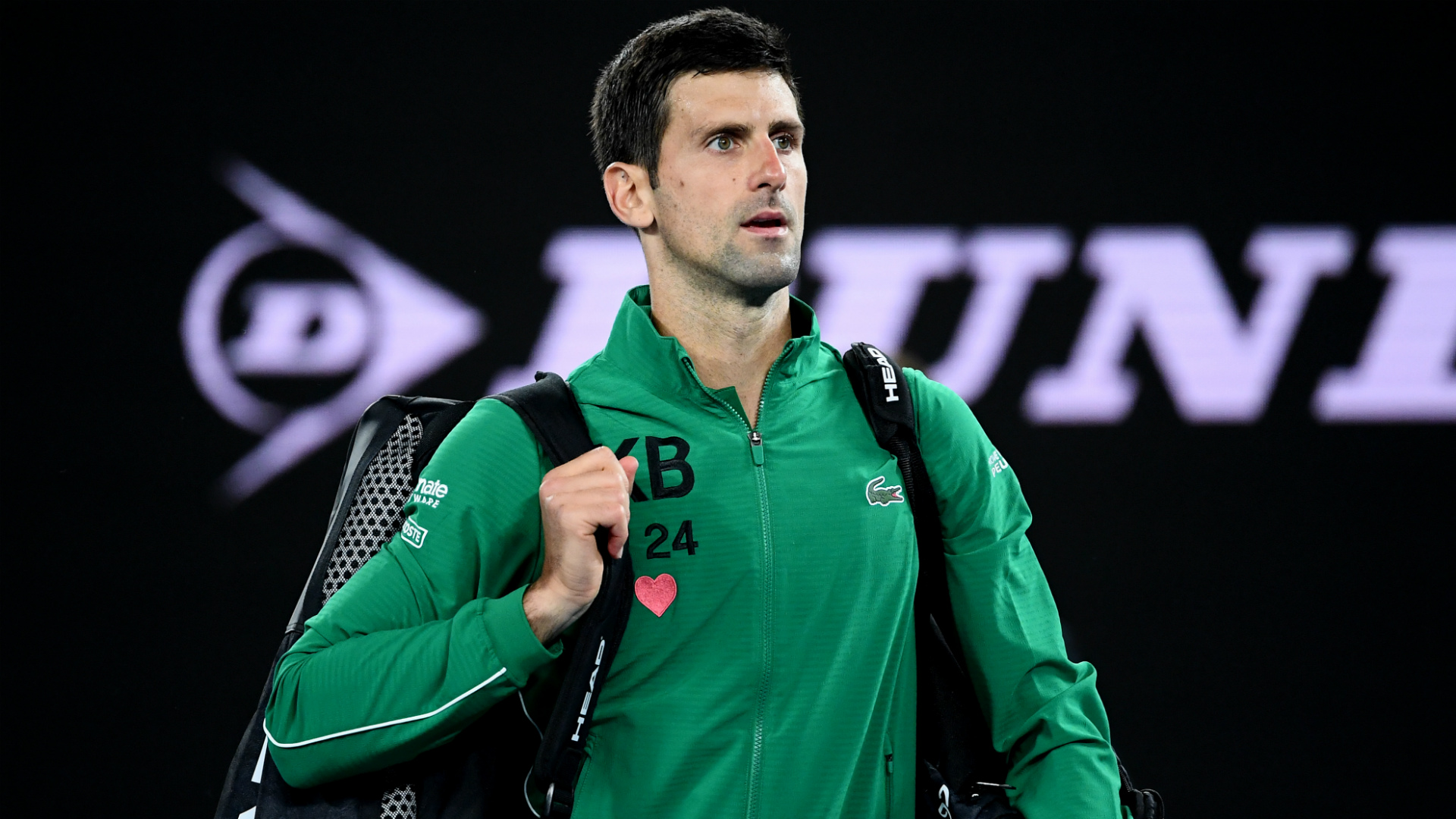 Novak Djokovic tests positive for coronavirus after organizing Adria Tour