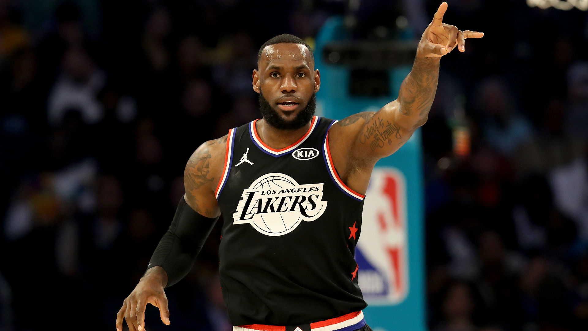 多次當選NBA全明星票王很難嗎?歷史上僅10人,詹皇7次僅次於喬神!-籃球圈