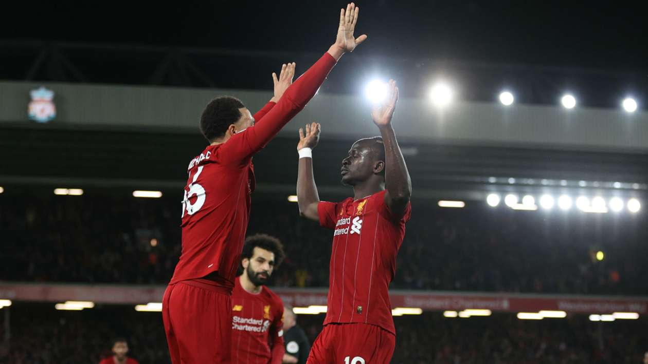 BPL (2019-2020) Report: Liverpool 3-2 West Ham - Mane completes comeback as Reds match Man City record