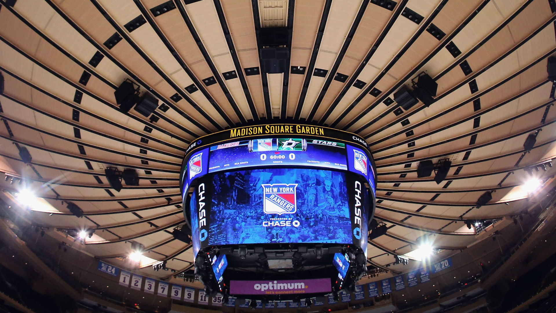Stars At Rangers Nhl Game To Go On After Nyc Bombing Sporting News Canada