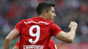 Lewandowski égale le record d'Aubameyang en Bundesliga