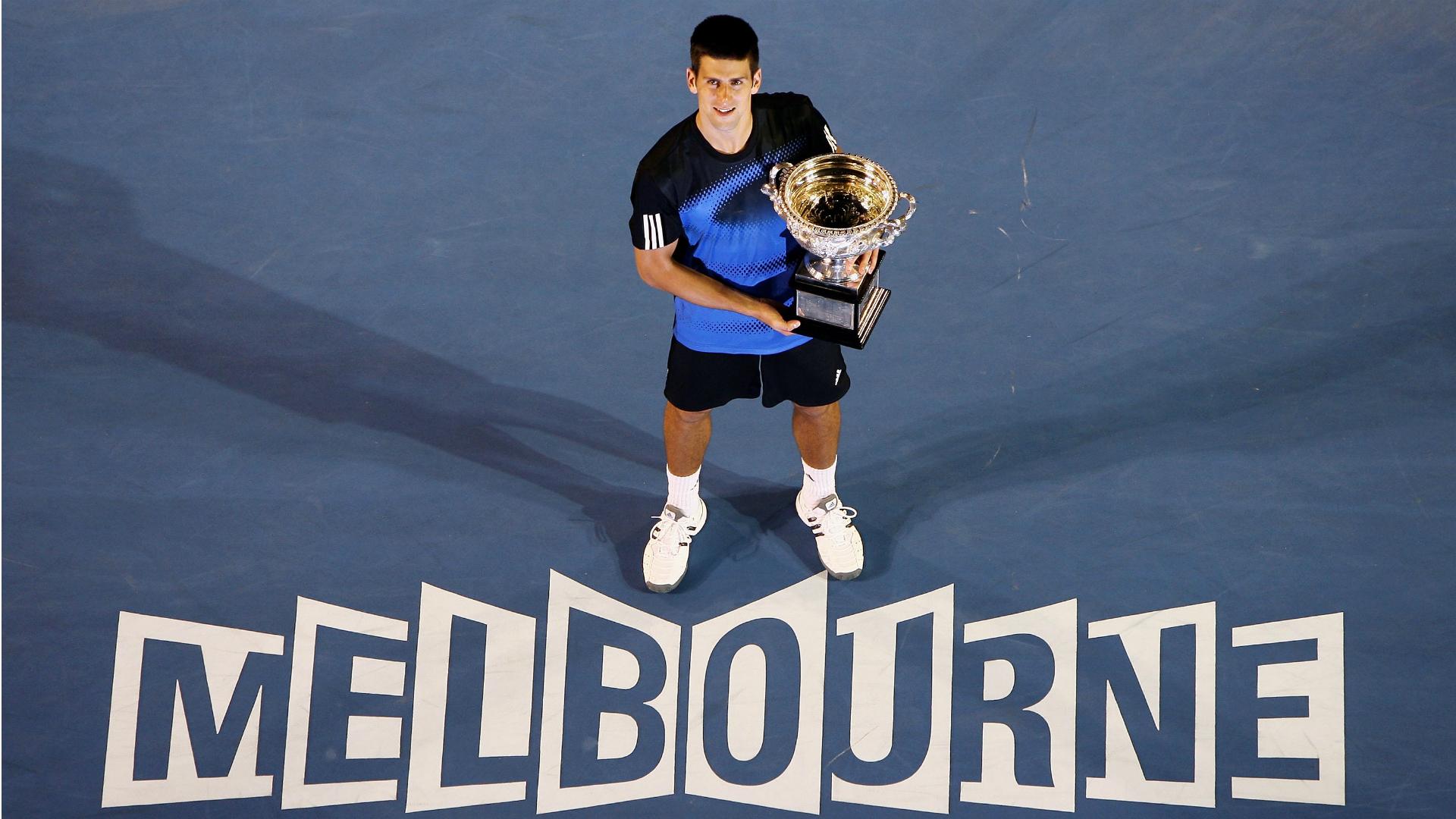 Australian Open 2020 Can Roger Federer Rafael Nadal Novak Djokovic Be Overtaken Sporting News