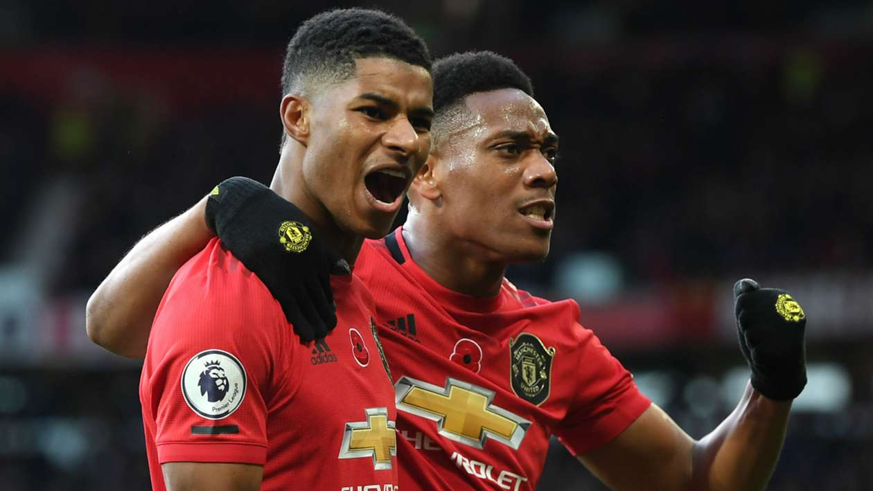 BPL (2019-2020) Report: Manchester United 3-1 Brighton and Hove Albion - Rashford and Martial lead vibrant Red Devils