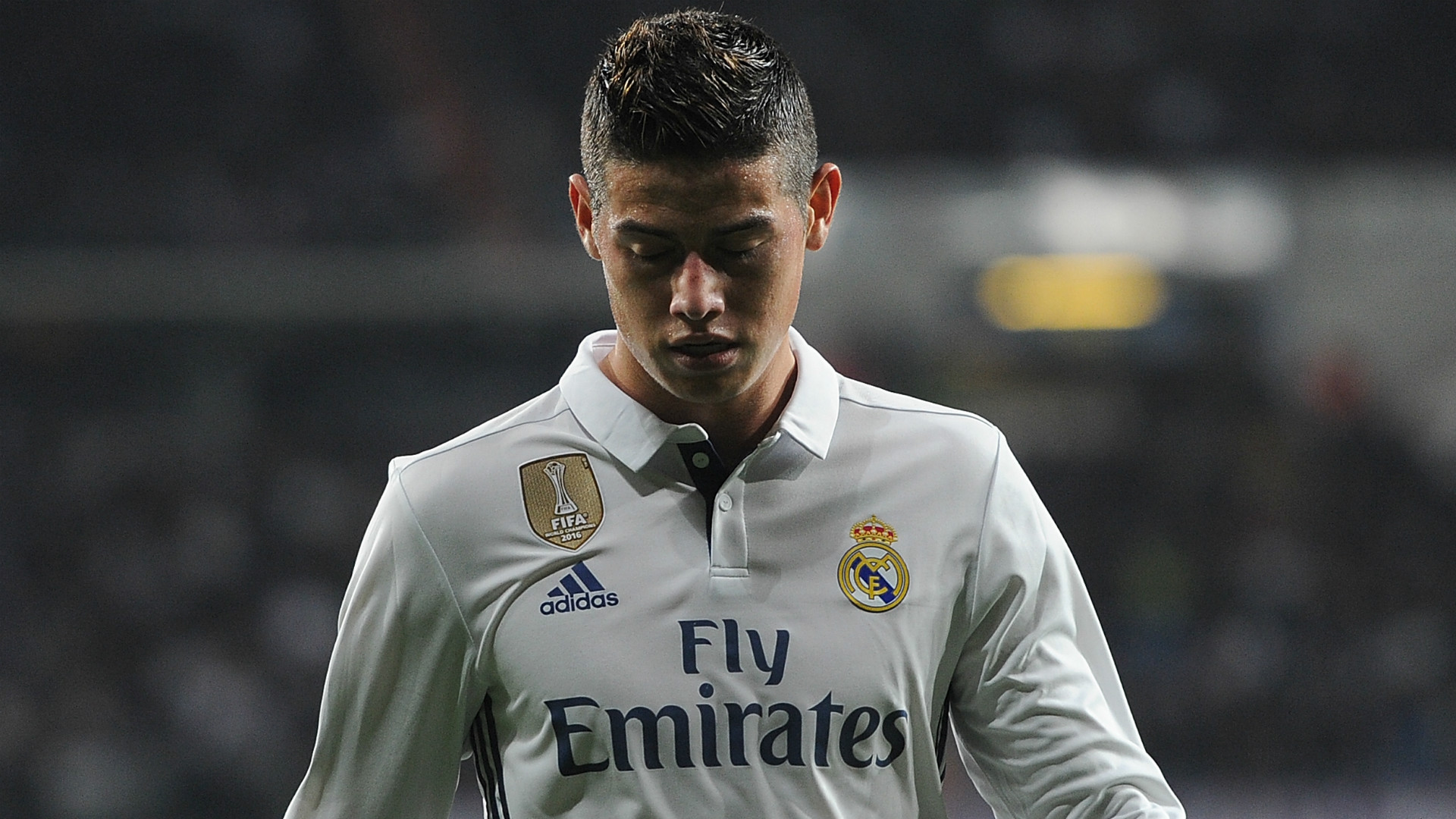 Freddy Rincon questions James Rodriguez at Real Madrid | Goal.com
