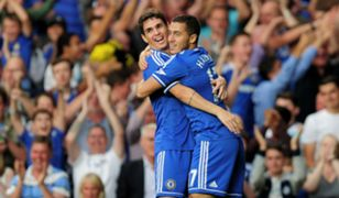 Oscar and Hazard - cropped