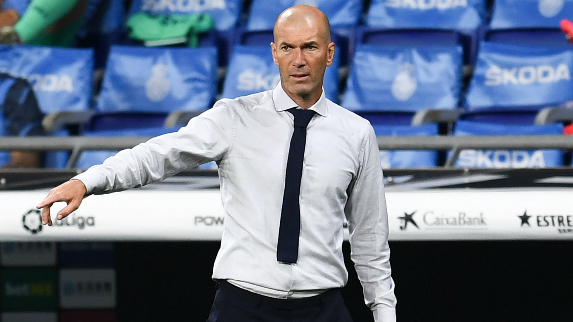Zinedine Zidane warns Real Madrid 'we have won nothing yet'