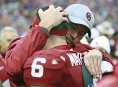Oklahoma assistant Lincoln Riley