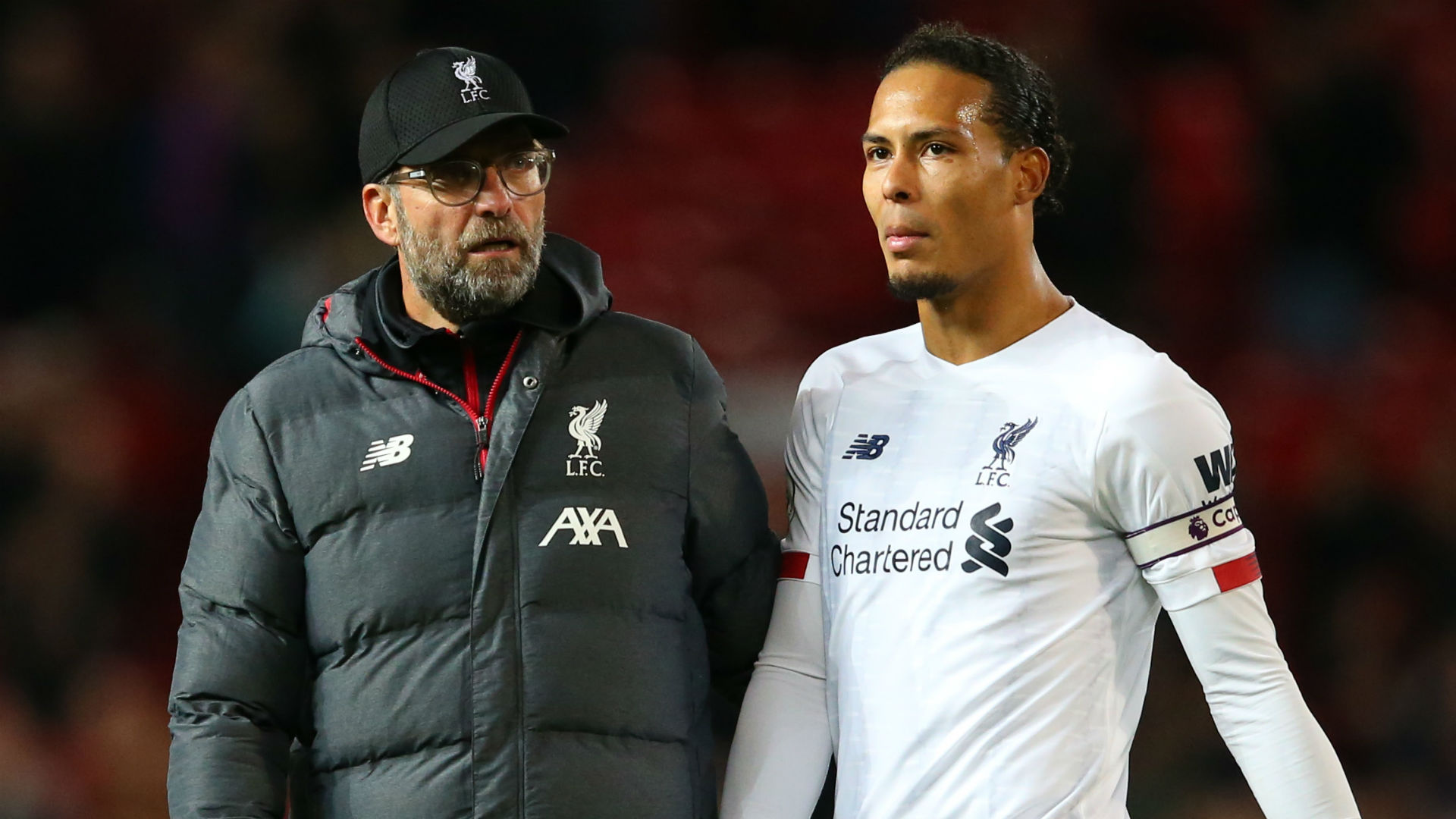 'Klopp has something special' - Manager is reason I chose Liverpool over Chelsea and Man City, says Van Dijk