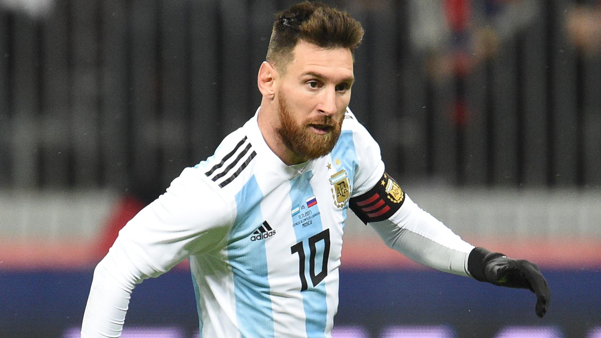 Lionel Messi can lead Argentina to World Cup success u2013 Juan Roman