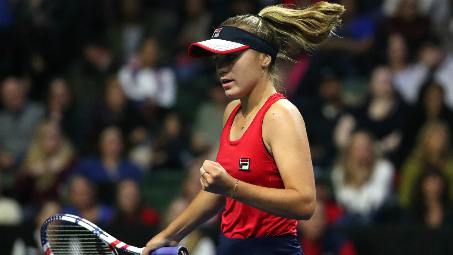 Aus Open champ Kenin and Serena put USA in control of Fed Cup tie, Osaka beaten