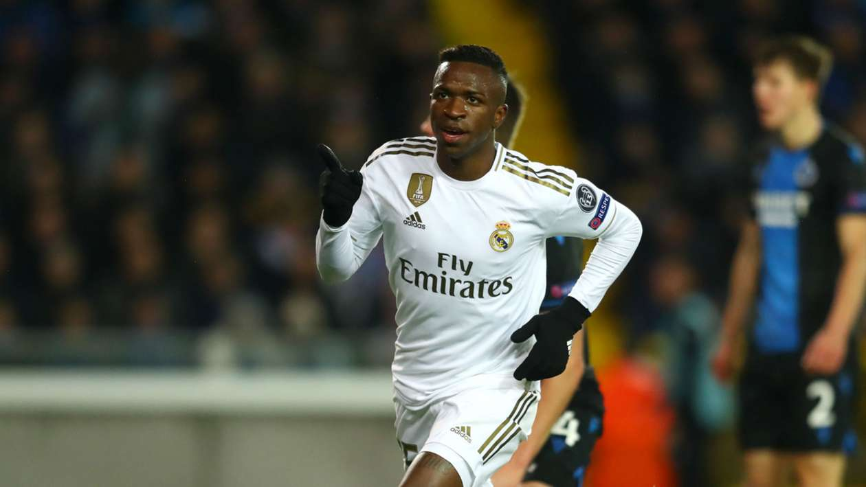 UCL (2019-2020) Report: Club Brugge 1-3 Real Madrid - Rodrygo and Vinicius Junior on target for Zidane's men