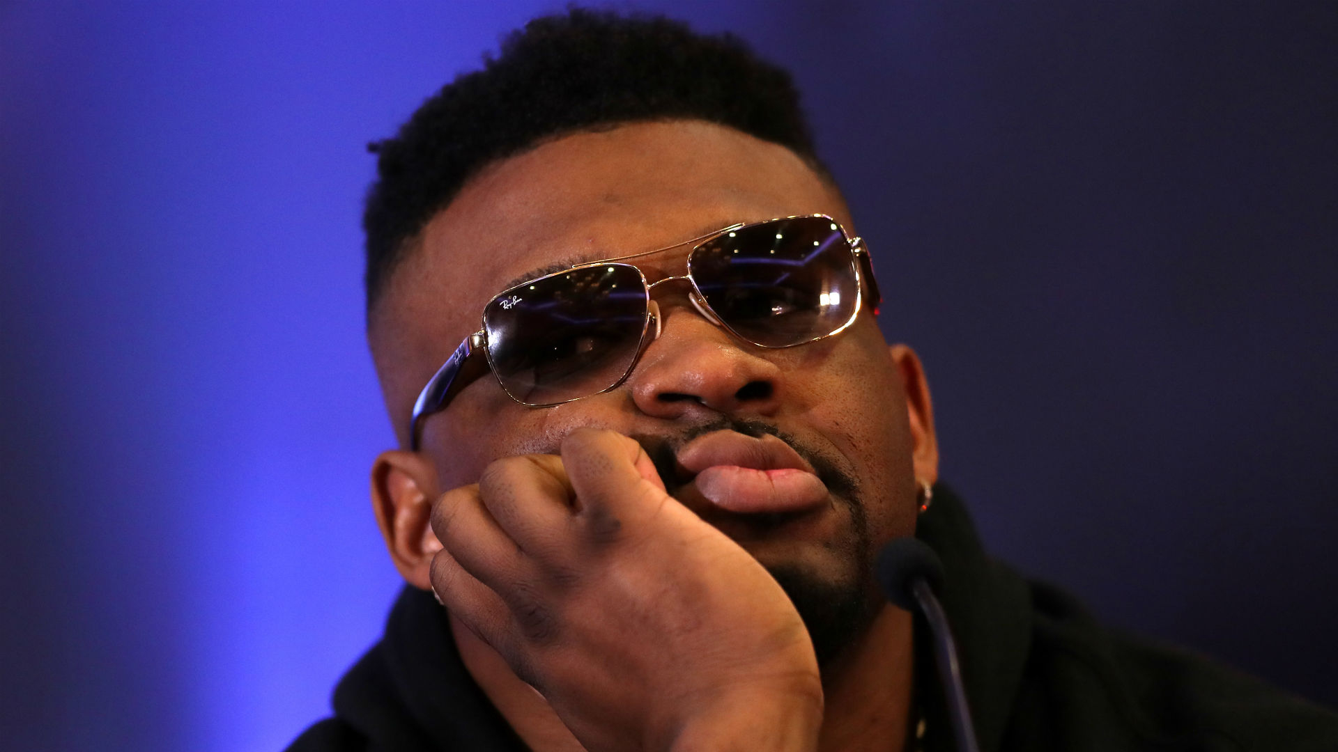 Jarrell Miller: I've never willingly taken a steroid for performance-enhancement purposes 1