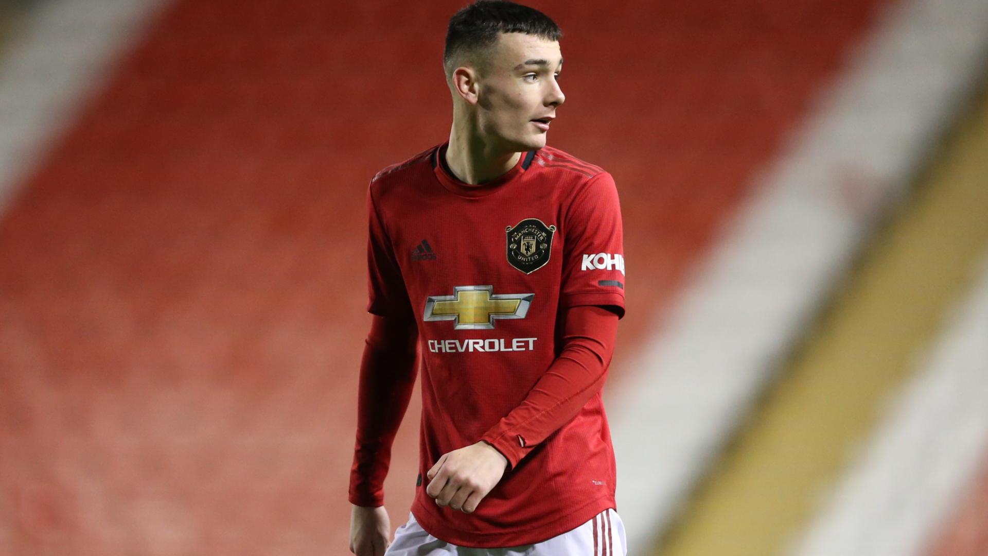 'He's really intelligent and has good passing range' - Giggs backs Man Utd youngster Levitt to have bright career