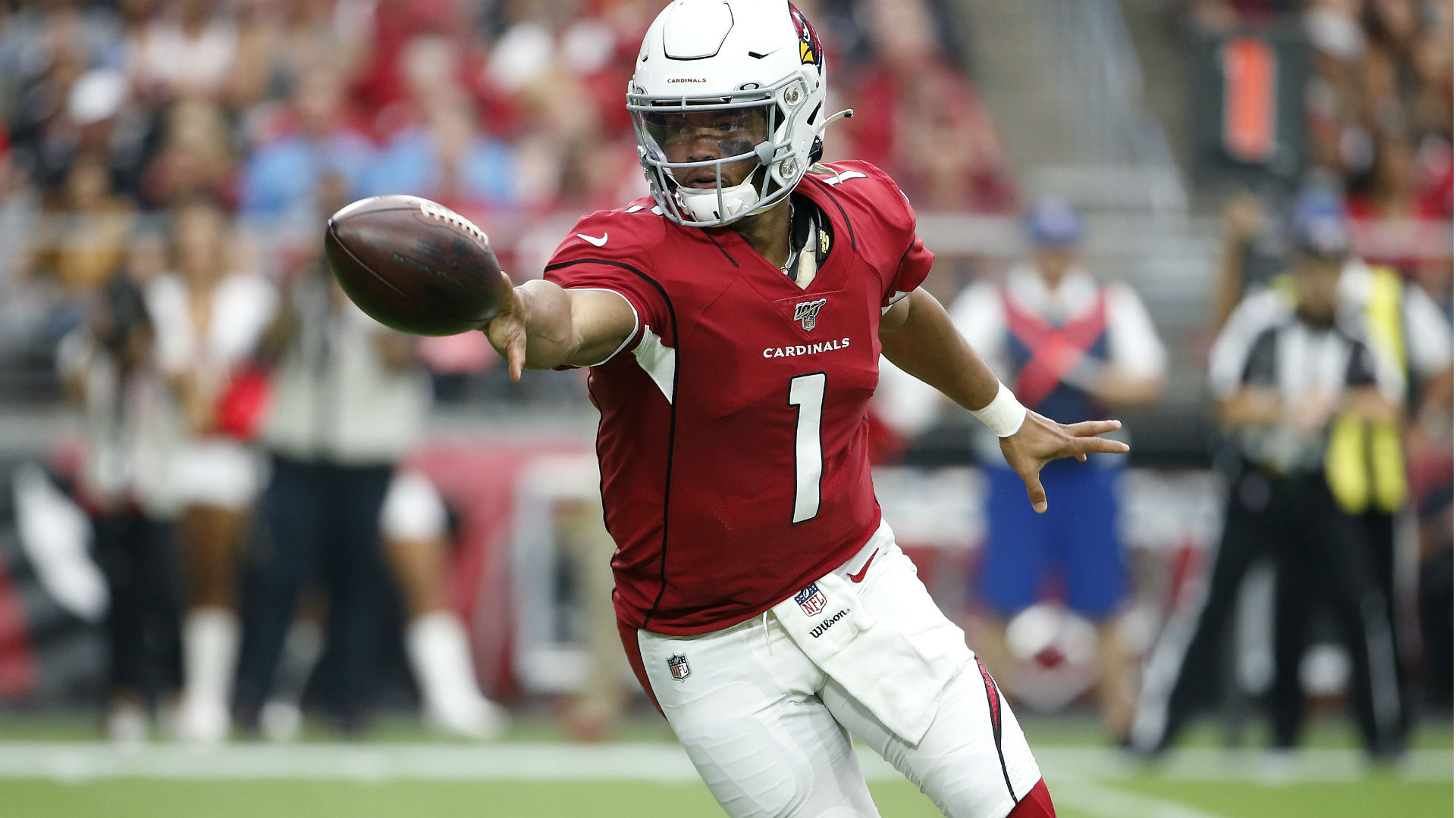 Cardinals QB Kyler Murray says he'll kneel during national anthem 1