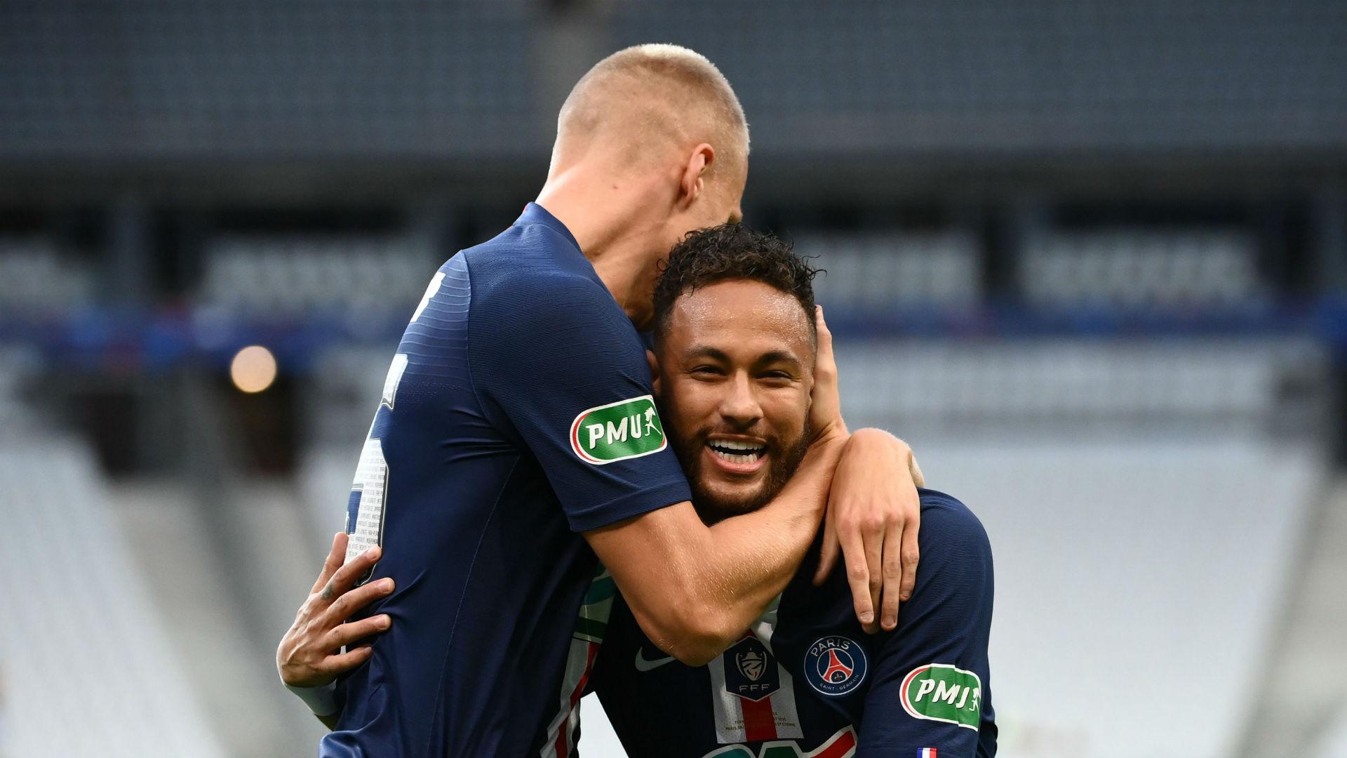 Paris Saint-Germain 1-0 Saint-Etienne: Mbappe injury overshadows Coupe de France triumph