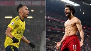 Aubameyang to face Salah in World Cup qualifying as Egypt and Gabon drawn together