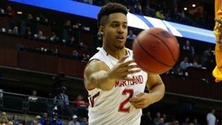 Maryland guard Melo Trimble